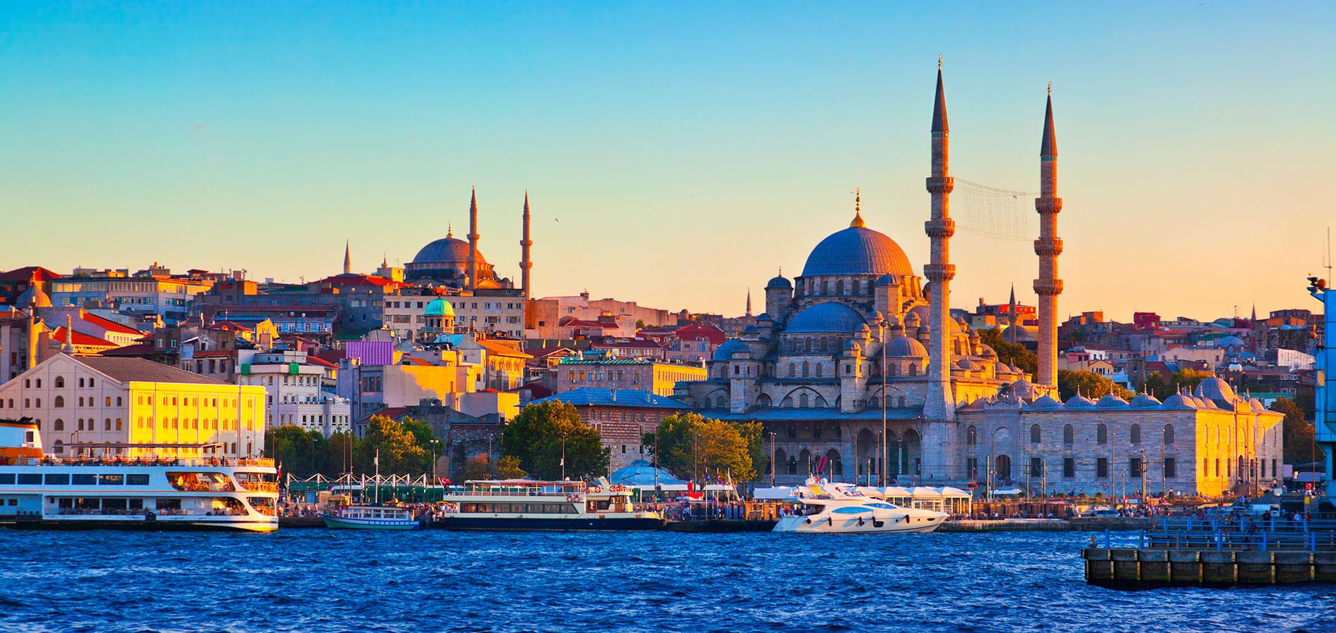 Turquia, puente entre culturas (desde otros orígenes)