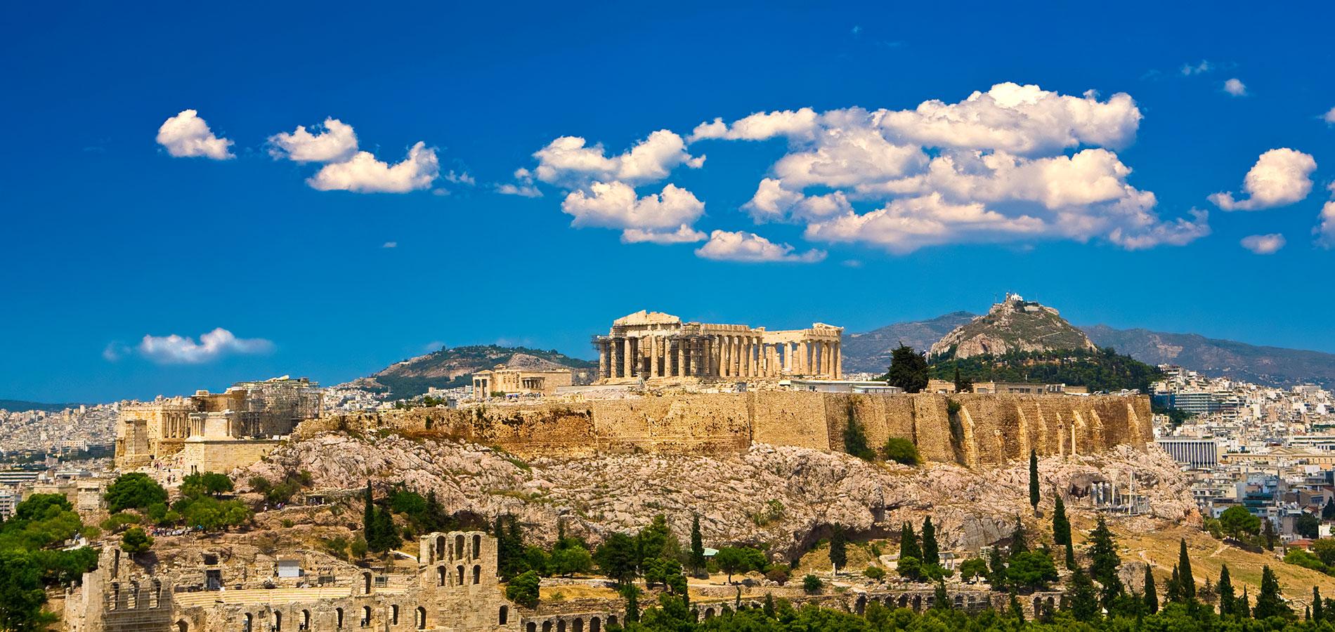 Grecia, cuna de la civilización. (desde Barcelona)