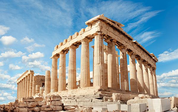 Grecia, cuna de la civilización