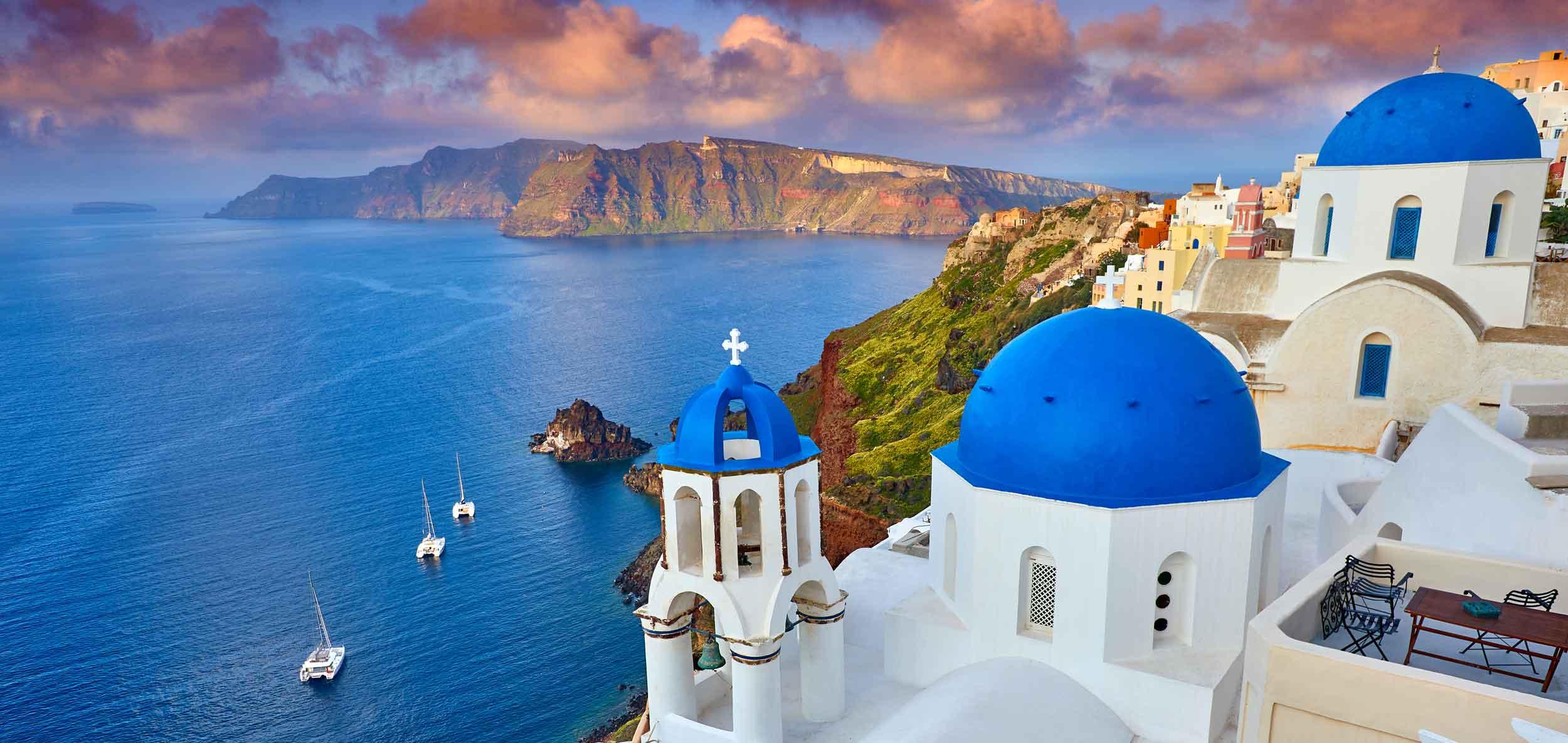 Atenas y crucero por las Islas Griegas (desde Madrid)