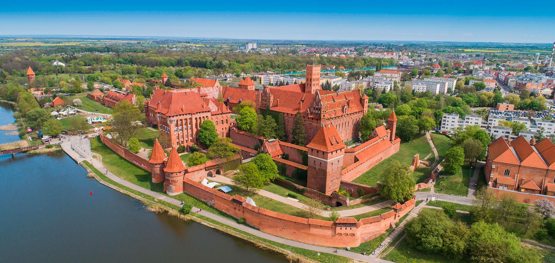 Polonia, corazón de Europa (acercamientos en tren)
