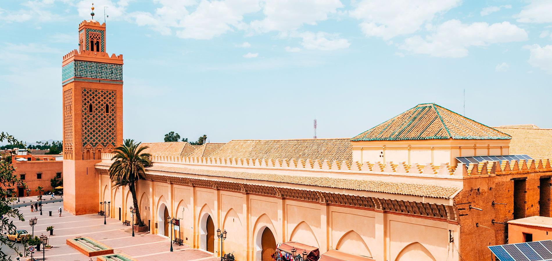 Marruecos (ECO) desde Madrid