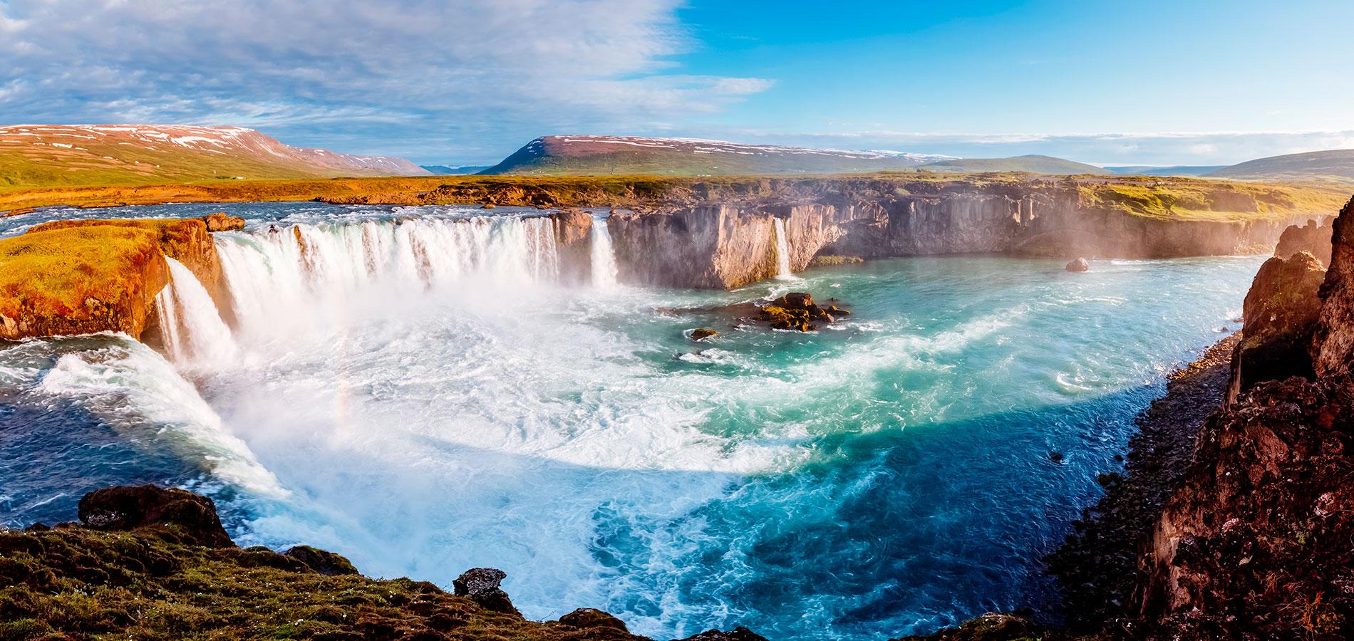 Islandia, maravilla natural