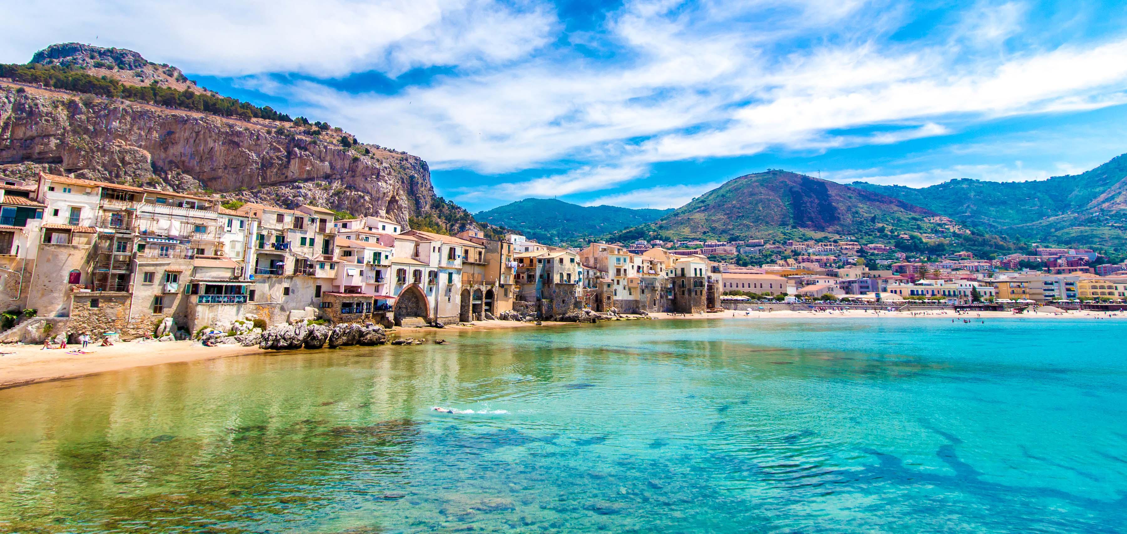 Sicilia (ECO) desde Barcelona